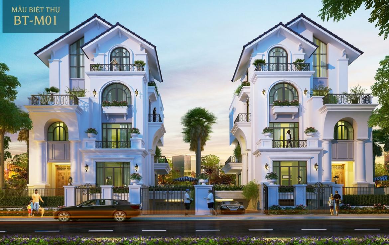 Saigon Mystery Villas quận 2 – Biệt thự compound độc nhất bên bờ sông Sài Gòn. 4