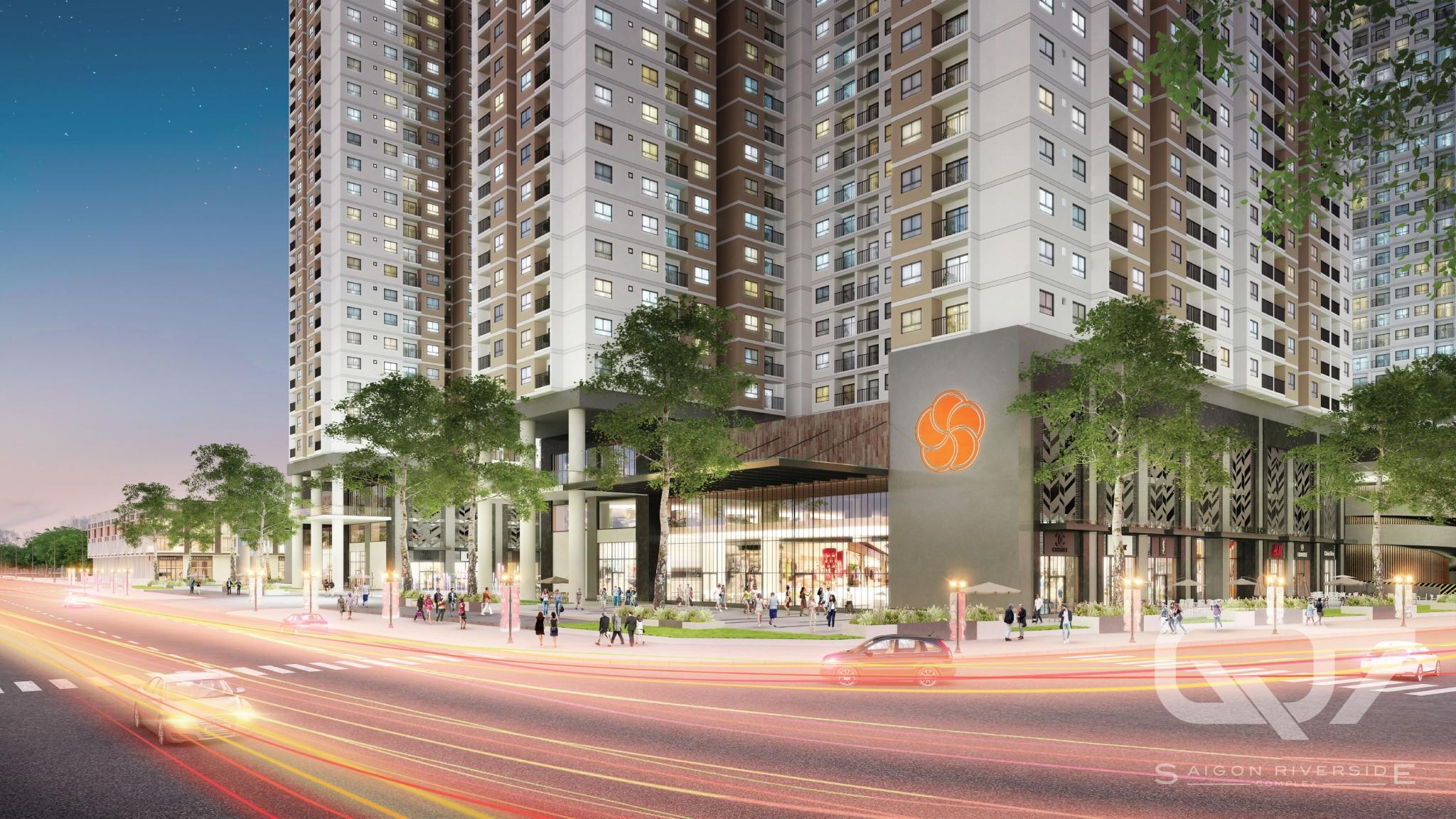 Dự án Q7 Saigon Riverside Complex - Hưng Thịnh