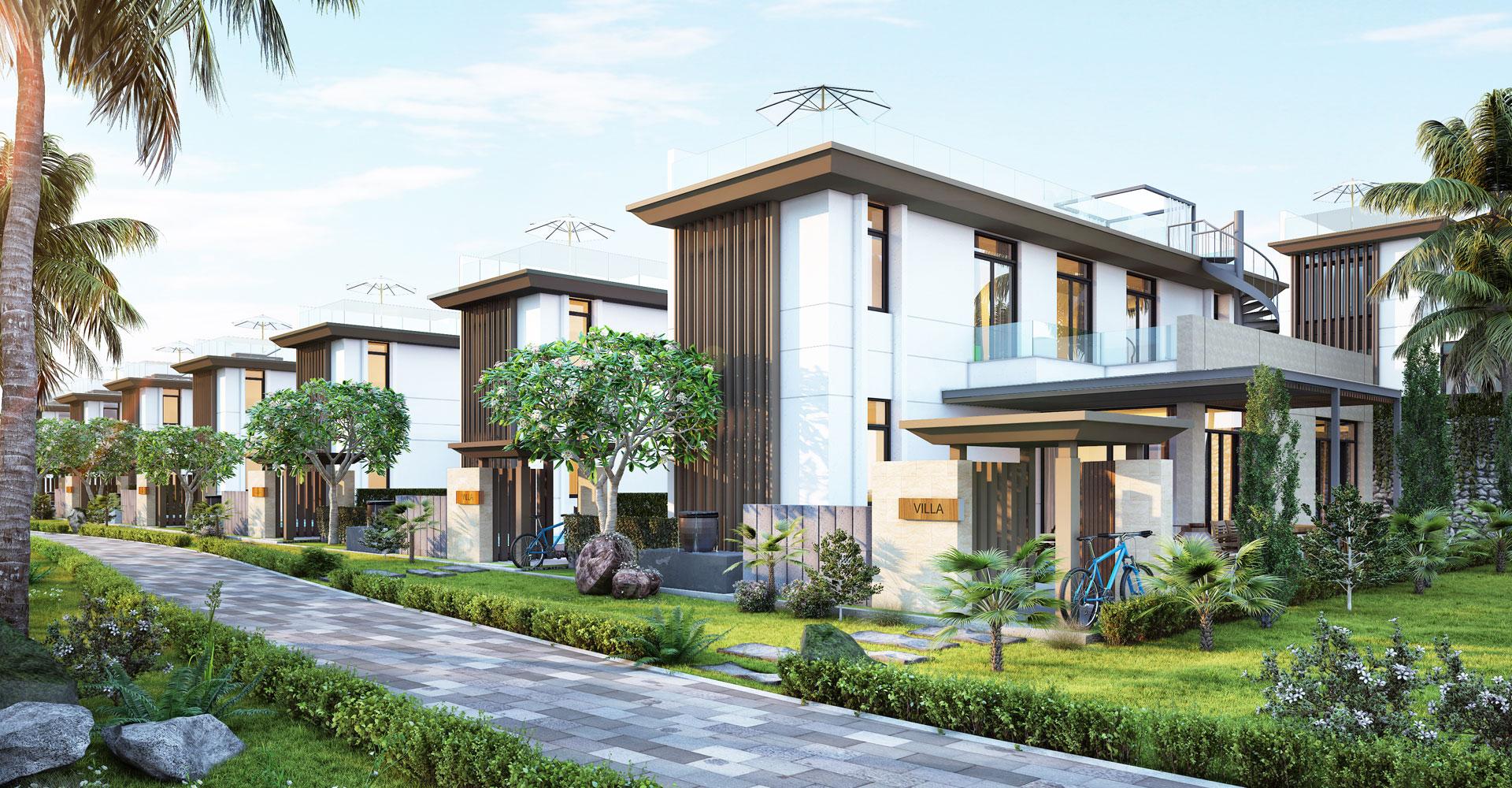 Dự án Cam Ranh Mystery Villas