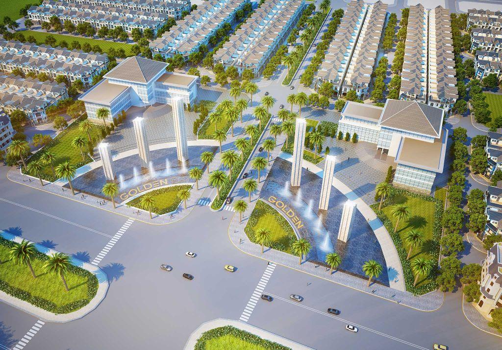Dự án Golden Bay City Cam Ranh - Khánh Hòa