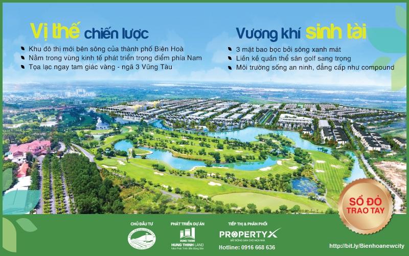 Bien Hoa New City - Đo Thi Moi Ben Song