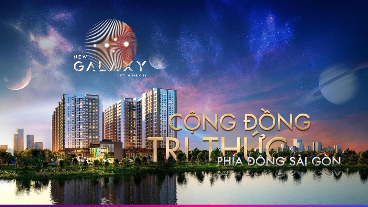 Căn hộ New Galaxy vừa được Hưng Thịnh dưới thiệu ra thị trường